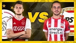 DANI HAGEBEUK (AJAX) vs ALI RIZA AYGÜN (PSV) | Kwartfinale | XBOX | eDivisie