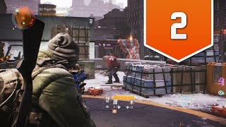 THE DIVISION (BETA) - Dark Zone - Live Multiplayer Gameplay #2 - WE
