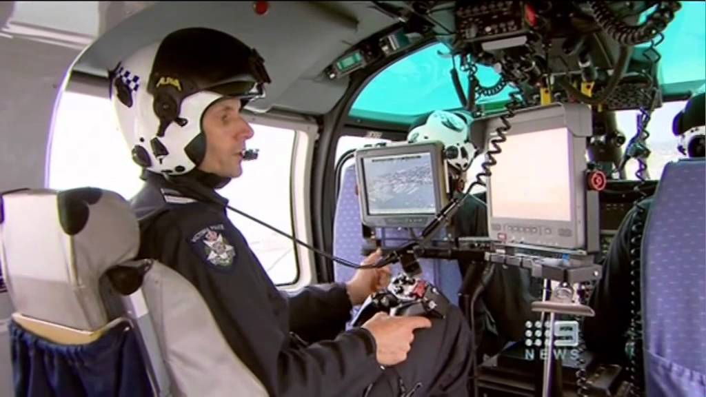 Victoria Police Air Wing - Eye in the Sky