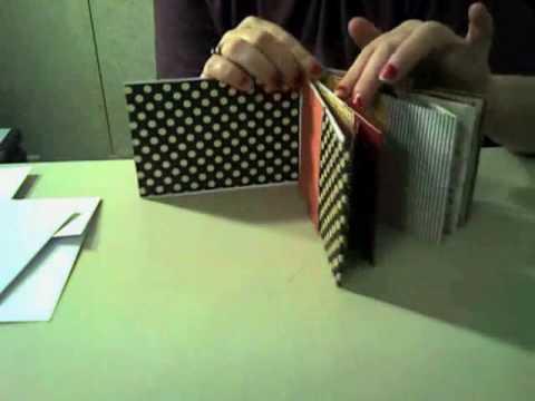 Cute Envelope Mini AlbumYouTube