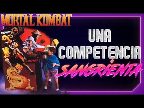 Mortal Kombat - Análisis e historia - Un Juego del pasado - Parte 1 thumbnail