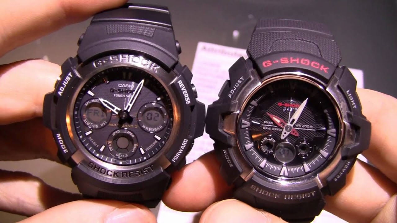 how to fix g shock watch