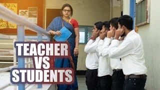 TEACHER VS STUDENTS Part 1 ft. Kings of Tattiyapa | FREAKANSS