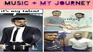 music is my life   Pg Raj Prakash   how to become audio engineer   it`s my talent