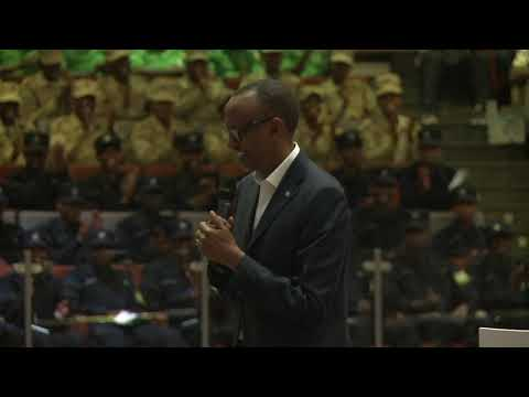 Youth Meet The President |  Remarks by President Kagame | Kigali 14 August  2019