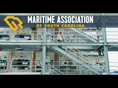 Maritime Association of South Carolina // Recruitment Video