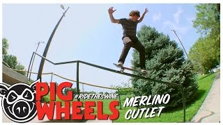 PIG Wheels Cutlet: Nick Merlino