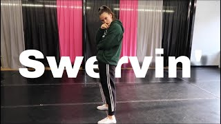 """Swervin"" - A Boogie Wit Da Hoodie | Lydia Bennett Choreography |"