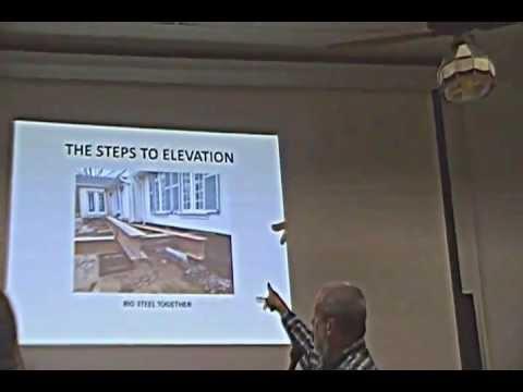 """""""House Raising 101"""" Presentation by Rod Scott"""