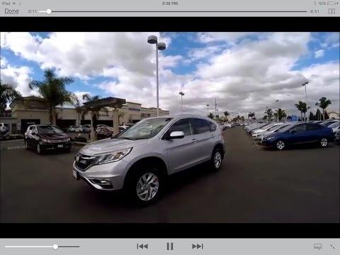 2015 Honda CR-V AWD EX-L Review