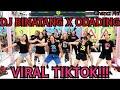 DJ BINATANG X ODADING (DJ IMUT REMIX) VIRAL TIKTOK, ZUMBA C.A STUDIO