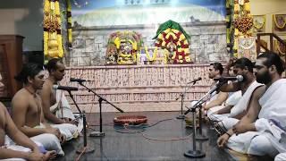 Kritika Mandala Veda Parayanam - 26.12.2018