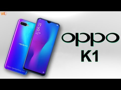 Oppo K1 2018 Official Look, Specifications, Price, Release Date, First Look, Camera, Launch, Trailer Your Videos on VIRAL CHOP VIDEOS