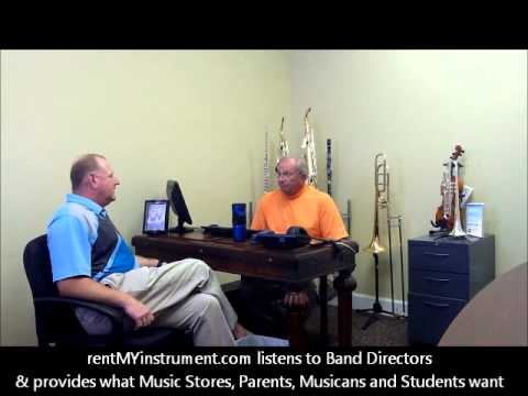 No Inventory Step up Instrument Rentals for Retail Music Stores