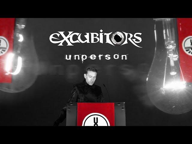 eXcubitors - UNPERSON (offizielles Video)