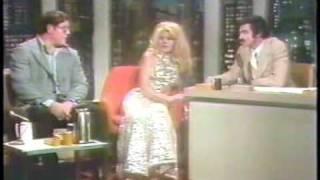 Burt Reynolds & Charo 1971