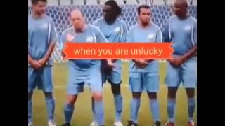 Soccer parody