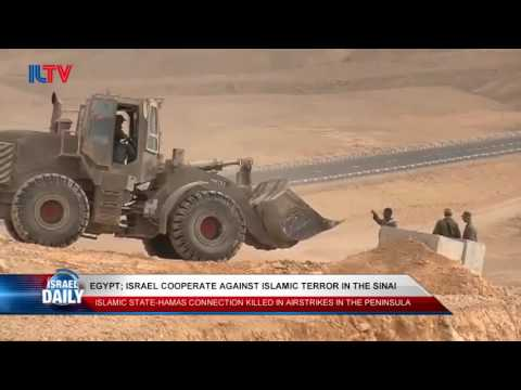Israel and Egypt Cooperate Against Islamic Terror in the Sinai