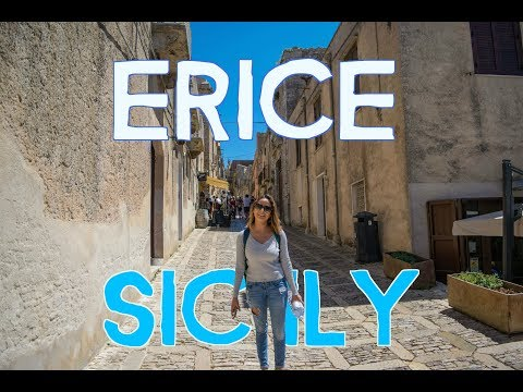 Erice: A visit to the Italian Clouds  Sicily