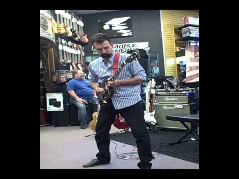 Blues Guitar from a guy in Palatine