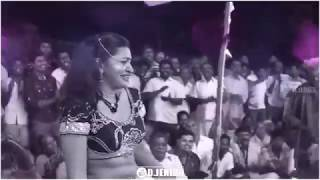 Double Meaning Song 🤔  | Tharai Thappattai Record Dance  Video Song | WhatsappStatus | D.JENISH