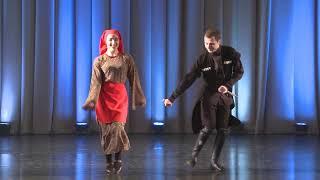 7  Танец «Рачули», Ансамбль Сихарули