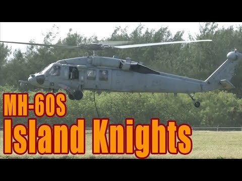Island Knights' MH60S