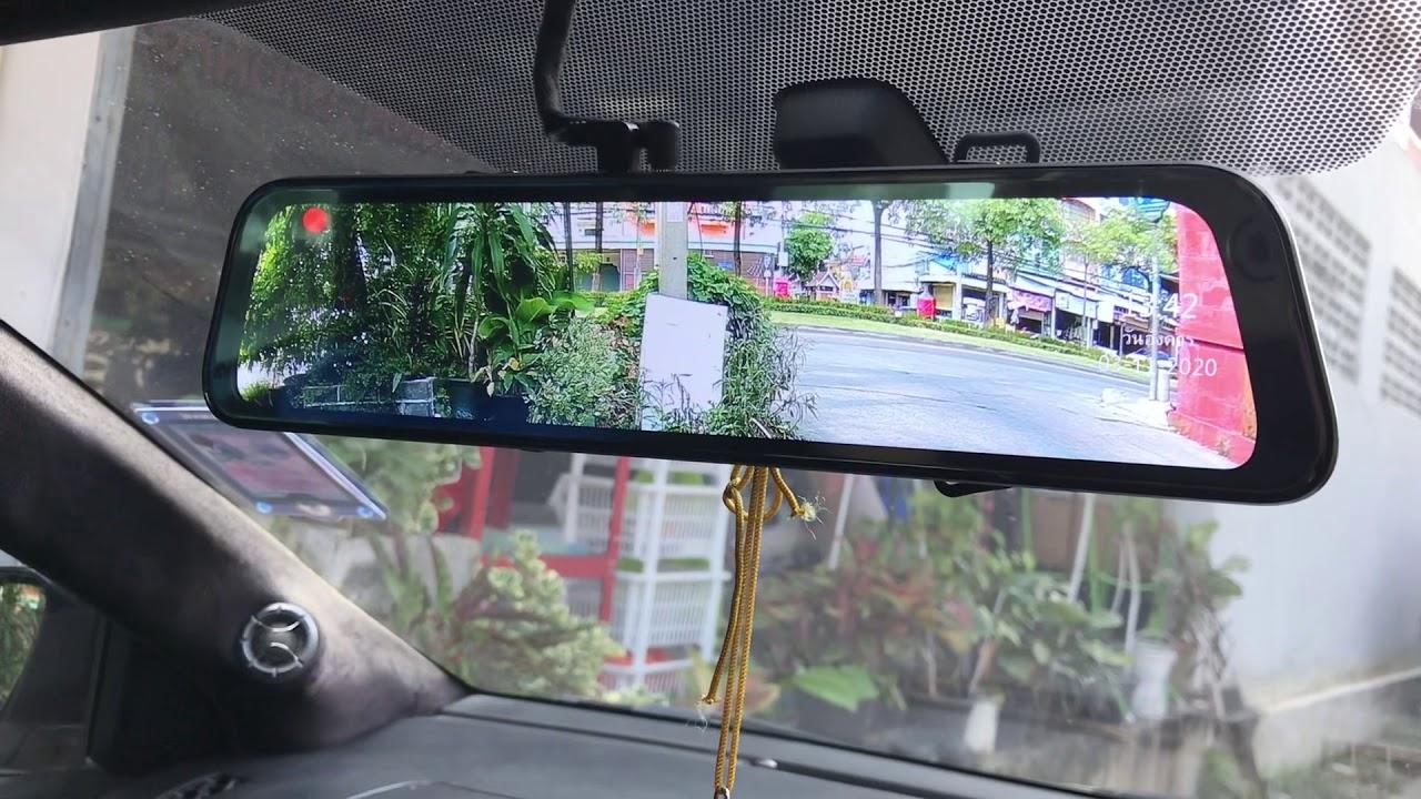 Download รีวิวการใช้งาน กล้องติดรถยนต์ Anytek A9
