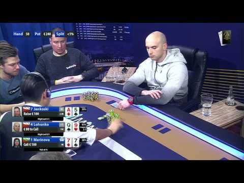 MPN Vienna Cash Game Adventure 5/8