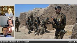"""Difesa ON AIR """"Afghanistan: fallimento di un successo?"""""""