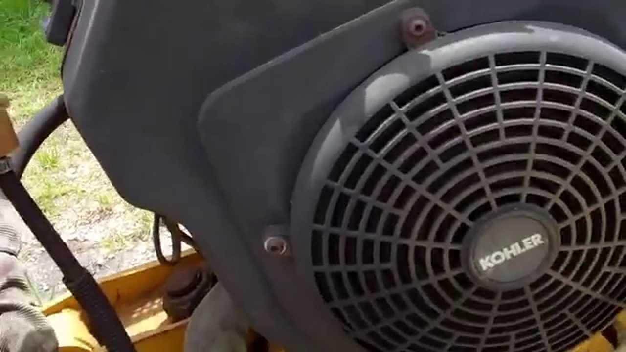 2005 vermeer sc252 stump grinder