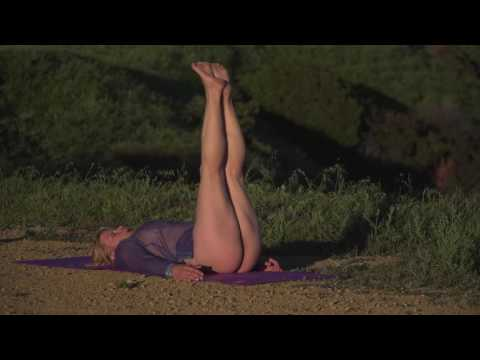 Nearly Nude Yoga by Maren - Leg Lifts