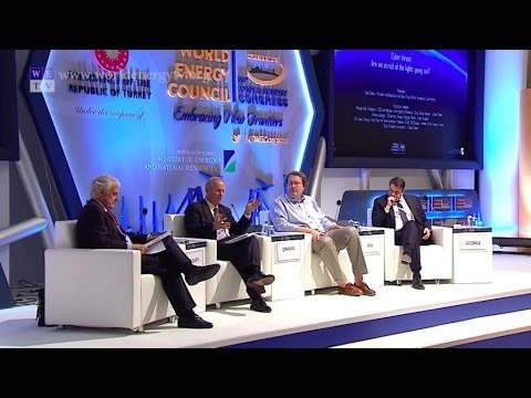 World Energy Congress | Cyber Threat: Are We at Risk of the Lights Going Out?