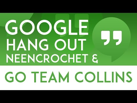 Neencrochet and Go Team Collins