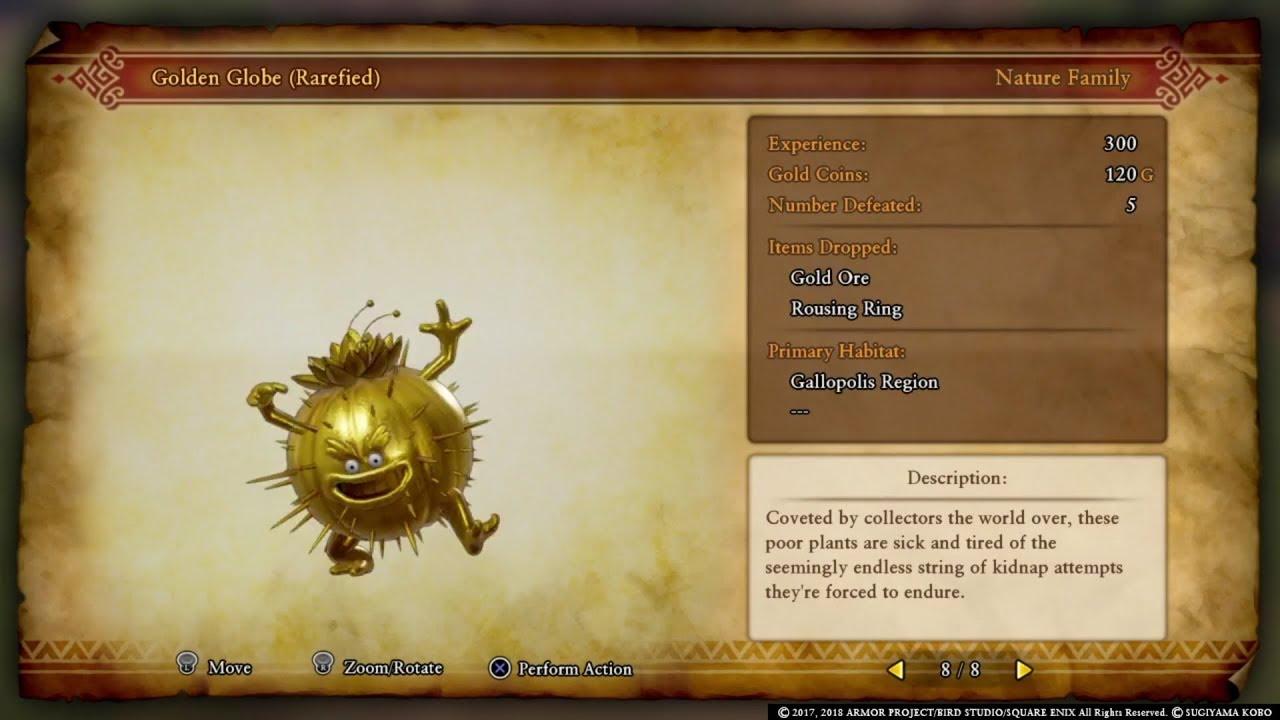 Golden globule dragon quest xi stomach pain after steroids