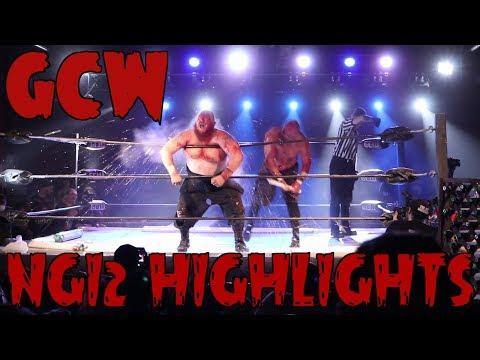 GCW NICK GAGE INVITATIONAL 2 - NGI2 HIGHLIGHTS