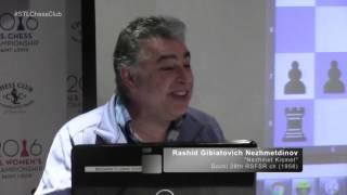 Polugaevsky vs. Nezhmetdinov 1958 | Mastering the Middlegame - GM Yasser Seirawan