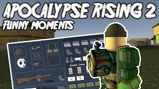 APOCALYPSE RISING 2 - CALM MOMENTS (ROBLOX)