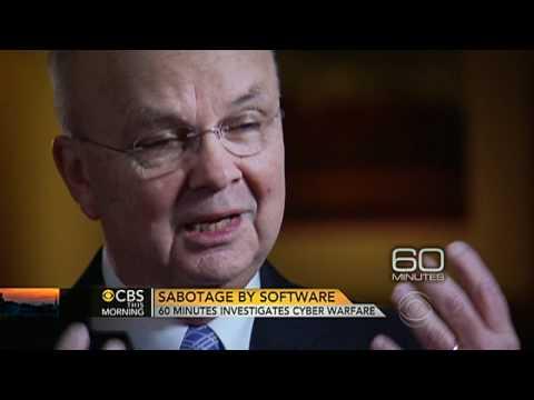 """""""60 Minutes"""" investigates cyber-warfare"""