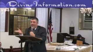 Rabbi Mizrachi - Why Did The Holocaust Happen? Torah Codes, Having Faith in God No Matter What