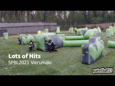 Lots of Hits - SPBL2021 Vierumäki