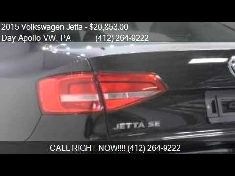 2015 Volkswagen Jetta 1 8t Se For Sale In Moon Township Pa Youtube