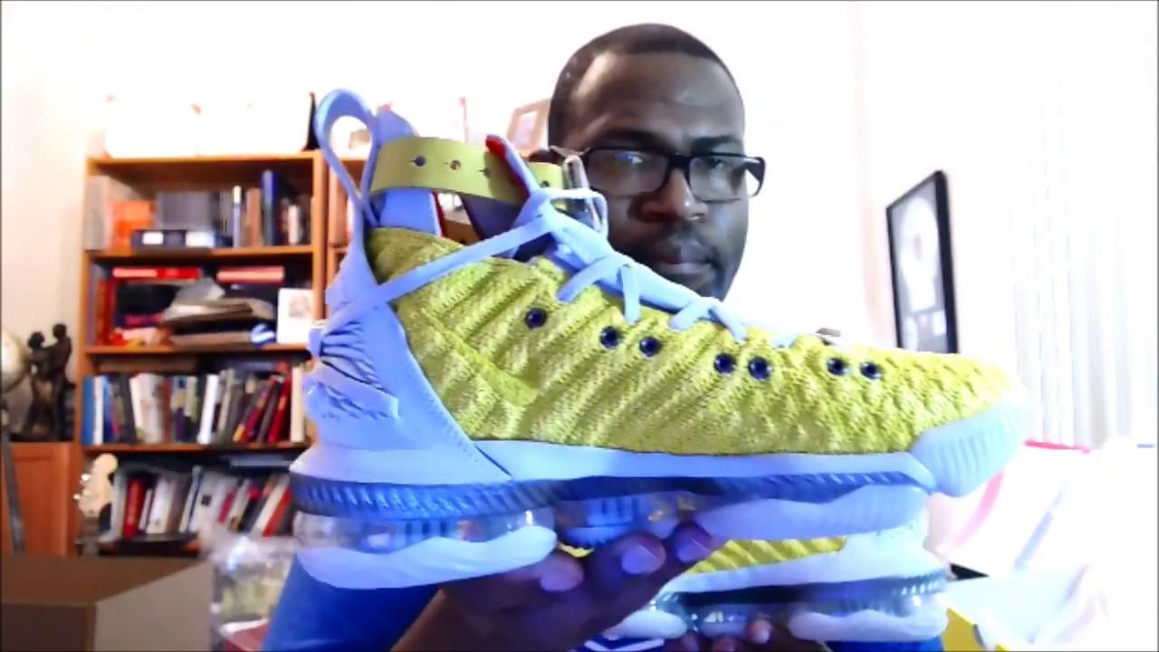 Nike LeBron XVI HFR \