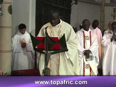 Ghana Catholic Mission Hamburg, 30th Anniversary 2012
