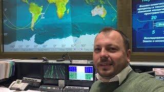 Я. Сумишевский в прямом эфире с МКС