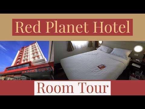 Red Planet Hotel Davao [Room Tour]
