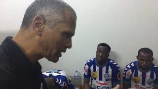 ⚽️-Télé CSM- Causerie mi-temps Direct-Integral -CSM- -USR- (1/2 finale Coupe de Guadeloupe  ⚽️