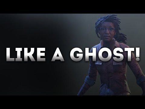 Dead by Daylight WITH...SURVIVOR! - LIKE A GHOST!