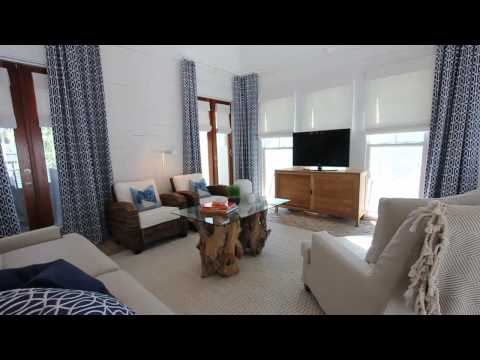 Seaside Florida 3BR Vacation Rental Home, 40 Venice Circle