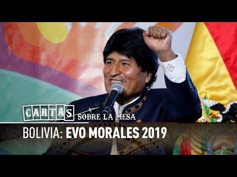 Bolivia: Evo Morales 2019 - Cartas sobre la mesa